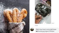 6 Potret Gagal Masak Churros Ini Tak Sesuai Ekspektasi (sumber: Instagram.com/_sadfood)