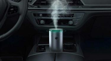 Penggunaan aroma terapi di mobil perlu untuk kesegaran kabin
