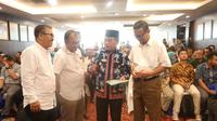 Penasihat Khusus Apkasi, Ryaas Rasyid dalam acara di Jakarta. (Istimewa)