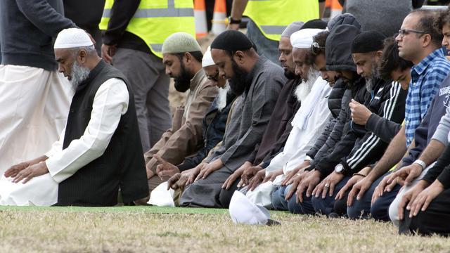 Selandia Baru Penembakan Picture: Ribuan Orang Dukung Petisi Agar PM Selandia Baru Raih