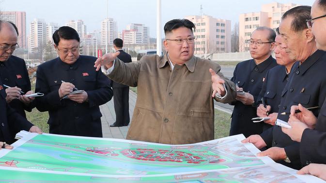 Berita Krisis Korea Utara Hari Ini Kabar Terbaru Terkini Liputan6 Com