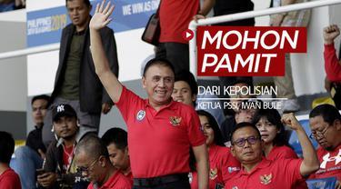 Berita video Ketua PSSI, Mochamad Iriawan atau yang akrab disapa Iwan Bule mohon pamit setelah masa kedinasannya di Kepolisian Republik Indonesia (Polri) berakhir.