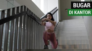 Berita video #RagaJelita kali ini menampilkan 5 tips untuk tetap bugar di sela bekerja di kantor ala Petite Diva.