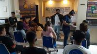 Kedapatan Indehoy, 5 Pasangan Bukan Muhrim Diringkus Polres Gorontalo Kota (Arfandi Ibrahim/Liputan6.com)