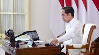 Presiden RI Joko Widodo atau Jokowi (Muchlis Jr - Biro Pers Sekretariat Presiden)