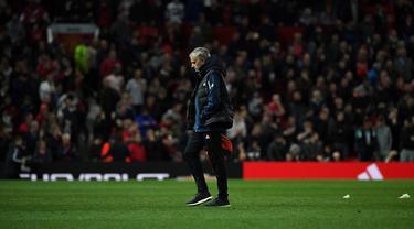 Jose Mourinho, Manchester United (MU)