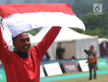 Atlet paralayang Indonesia, Jafro Megawanto
