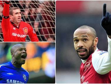 5 Pemain Prancis yang Melegenda di Liga Inggris