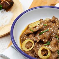 Intip resep membuat Beef Sukiyaki yang sehat untuk kontrol lemak dan garam (Foto: Tropicana Slim)