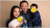 Pemotretan Keluarga Ahok dan Puput Nastiti (Sumber: wdphotoworks2020)