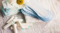 Ilustrasi menstruasi (iStockphoto)