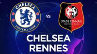 Liga Champions - Chelsea Vs Rennes (Bola.com/Adreanus Titus)