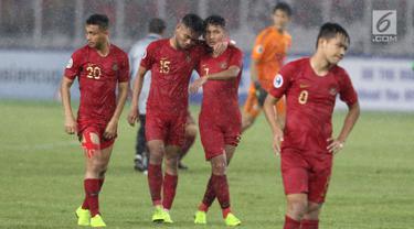 Langkah Timnas Indonesia U-19 Gagal Melaju ke Piala Dunia U-20