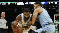 NBA: Irving (no 11) Pimpin Celtics Bekuk Grizzlies (AP)