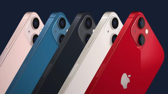 Apple resmi umumkan iPhone 13 series. (Doc: Apple)