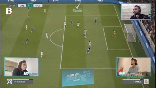 Berita video gol-gol yang tercipta saat Egy Maulana Vikri menang dramatis atas Irfan Bachdim di Rexona Men Soccer Stars Challenge.