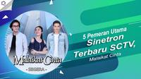 5 Pemeran Utama Sinetron Terbaru SCTV, Malaikat Cinta.  (Digital Imaging: Nurman Abdul Hakim/Bintang.com)