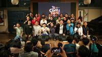 Jicomfest stand up comedy (Adrian Putra/Fimela.com)