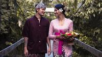Pre-Wedding Syamsir Alam - Bunga Jelitha (Sumber: Instagram/mozawahyu)