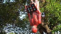 Puluhan patung tersebar di Kotabaru Yogyakarta mulai 10 Oktober 2017 sampai 10 Januari 2018