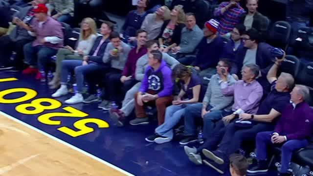 Berita video game recap NBA 2017-2018 antara Denver Nuggets melawan Phoenix Suns dengan skor 134-111.