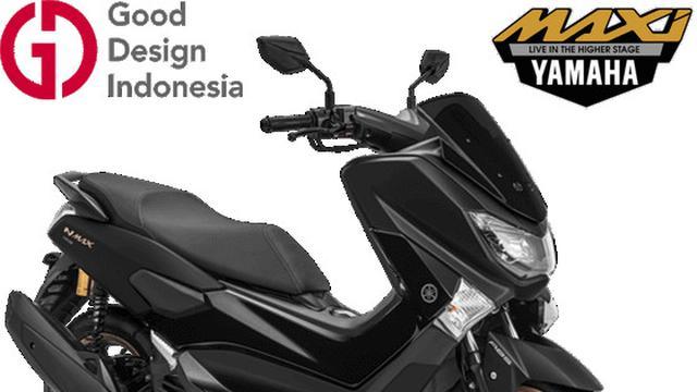 Harga Motor Yamaha NMAX 2018 Terbaru, Skuter Bongsor Desain