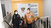 Bamsoet Kunjungi Bea Cukai Bandara Soekarno Hatta
