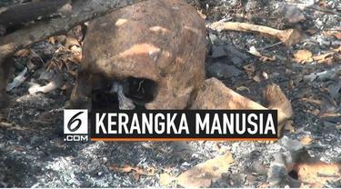 Warga di kawasan Tanjung Priok Jakarta Utara dikejutkan penemuan tengkorak dan kerangka manusia lainnya. Tulang belulang itu tak sengaja ditemukan oleh pencari rumput.
