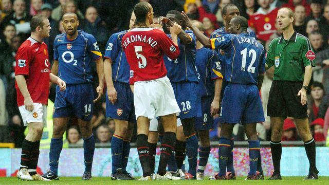 MU vs Arsenal