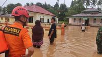 Gorontalo Utara Diterjang Banjir Bandang, Ratusan Rumah Terendam (Arfandi Ibrahim/Liputan6.com)