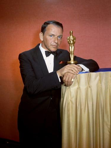 Frank Sinatra. (Foto: Instagram @sinatra)