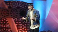 Fadhli Al Fasiy mengungkapkan jika dirinya sempat diremehkan sebelum mewakili Indonesia dalam ajang Aksi Asia 2018,. Namun, langkah Fadhli terhenti dan harus angkat koper. (Nurwahyunan/Bintang.com)