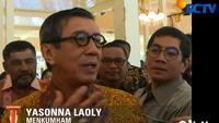 Perseteruan antara Pemkot Tangerang dan Kemenkumham berawal dari tidak disahkannya izin mendirikan bangunan (IMB) lahan kampus milik Kemenkumham karena terbentur kebijakan rencana tata ruang wilayah.