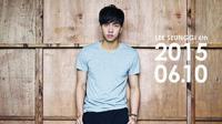 Menandai perilisan album terbarunya, Lee Seung Gi memberikan pesan mesra untuk penggemar.