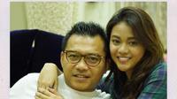 Aurel Hermansyah dan Anang Hermansyah (Instagram/@aurelie.hermansyah)
