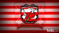 Logo Madura United (bola.com/Rudi Riana)