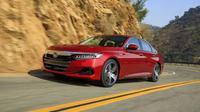 Honda Accord facelift. (Honda News)