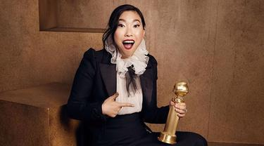 6 Pesona Awkwafina, Aktris Berdarah Asia Pertama yang Menangkan Golden Globe 2020