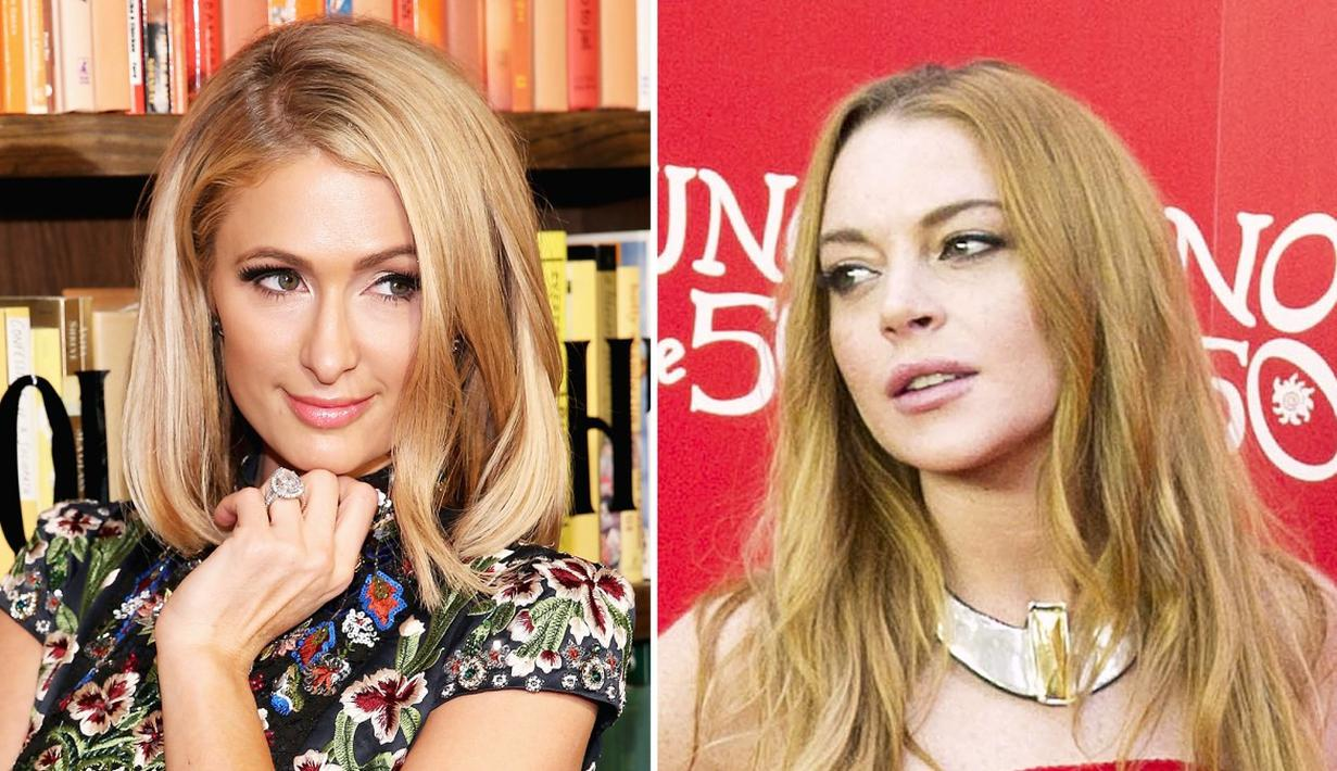 Lindsay Lohan sepertinya nggak peduli ketika Paris Hilton menjulukinya pembohong patologis di sosial media. LiLo malah merasa bingung. (Us Weekly)