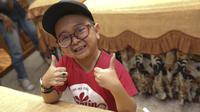 Daus Mini saat perawatan (Kapanlagi.com)