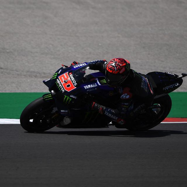 Hasil Kualifikasi Motogp Italia Valentino Rossi Posisi 19 Fabio Quartararo Sabet Pole Position Ke 4 Dan Cetak Rekor Motogp Bola Com