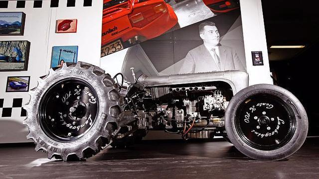 Lamborghini Buat Traktor Lagi Harganya Fantastis Otomotif