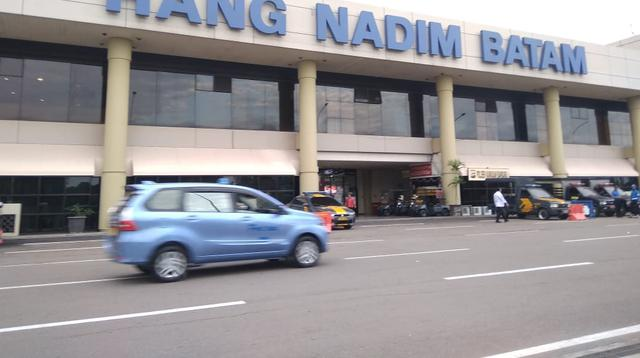 Bandara Hang Nadim Batam. (Liputan6.com/Ajang Nurdin)