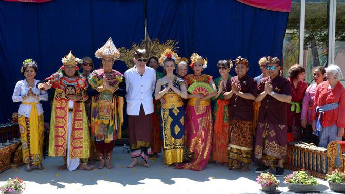 Festival Gamelan Bali mengajak partisipasi lima kelompok Bali Gamelan terkemuka dari Belanda. (Foto oleh Hans Kleijn)