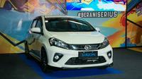 PT Astra Daihatsu Motor (ADM) secara resmi meluncurkan New Daihatsu Sirion untuk pasar otomotif Tanah Air.