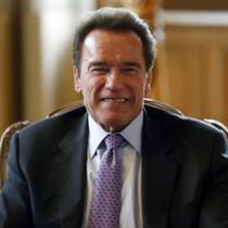 Arnold Schwarzenegger (AFP Photo)