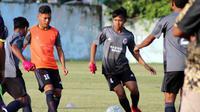 Timnas Pelajar U-18 Indonesia gelar latihan menjelang pertandingan melawan Korea Selatan (dok: Kemenpora)
