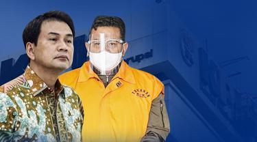 Banner Infografis Wakil Ketua DPR Terseret Pusaran Kasus Suap Wali Kota Tanjungbalai. (Liputan6.com/Johan Tallo)