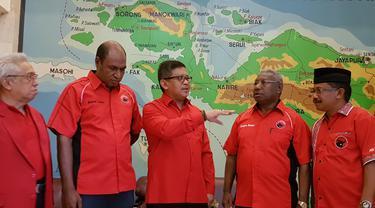 Pilkada Papua Barat - PDIP