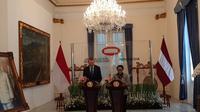 Latvia merupakan mitra dagang terbesar bagi Indonesia untuk negara-negara di kawasan Baltik (Liputan6.com/Teddy Tri Setio Berty)